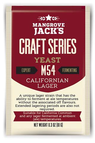 Californian Lager M54 10g.x12packs
