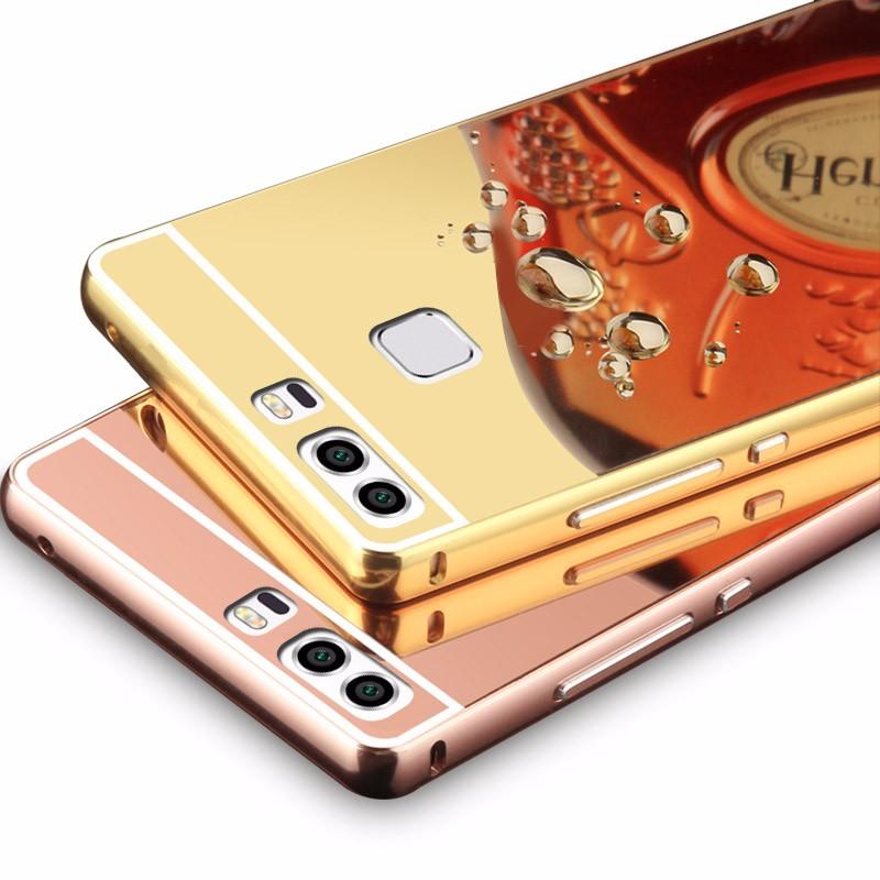 BP.อลูมิเนียมหลังสไลด์ Mirror Huawei P9