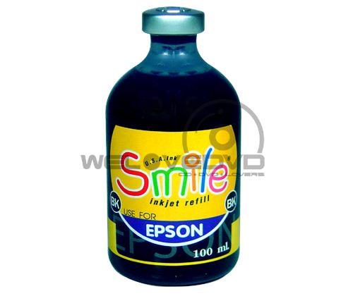 Smile Inkjet Refill Black (100 ml.)