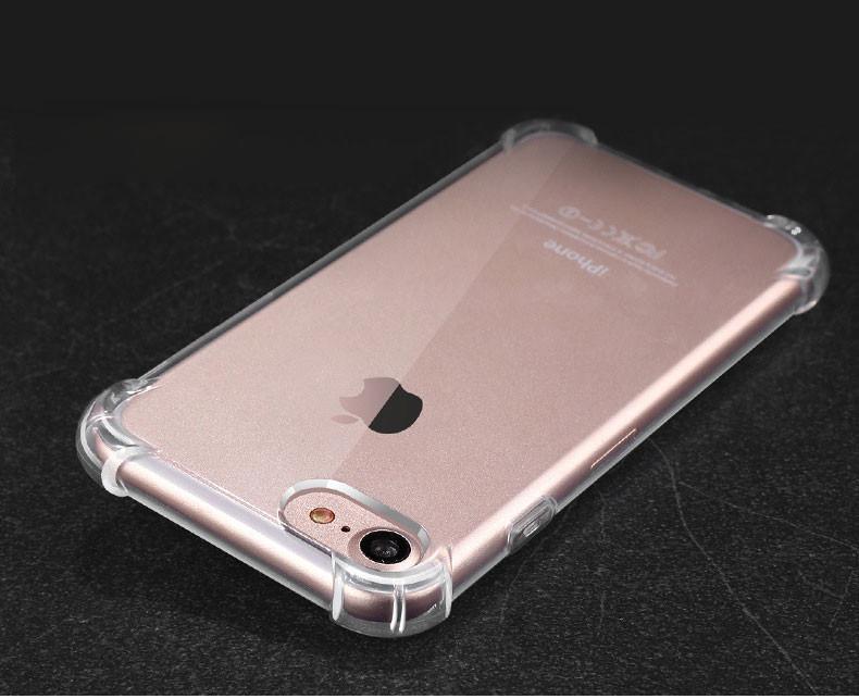 TPUใส กันกระแทก iphone6/6s