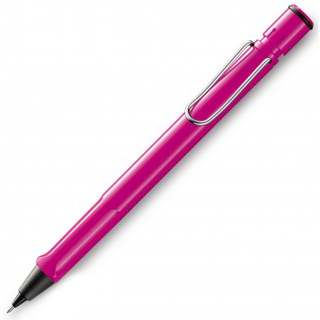 Lamy Safari Pink Mechanical Pencil