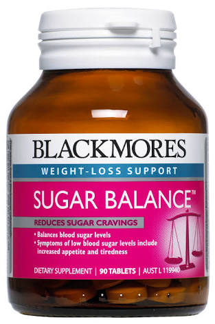 SUGAR BALANCE Blackmores ควบคุมระดับน้ำตาล