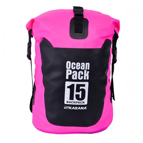 Back Pack 15L - สีชมพู
