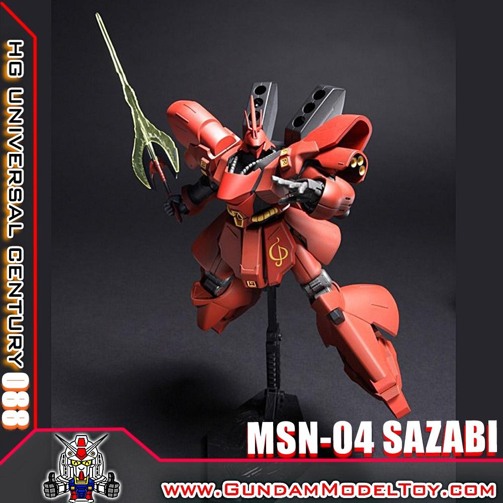 HGUC 1/144 SAZABI ซาซาบิ