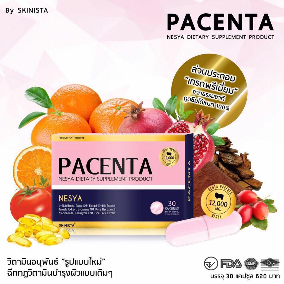 Pacenta Nesya พาเซนต้า เนสญ่า By Skinista