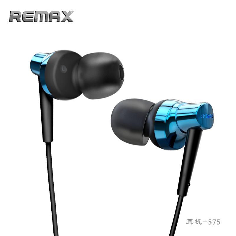 Remax หูฟัง Small Talk แท้ 100% RM-575 สีน้ำเงิน ปกติราคา 1,480 ลดเหลือ 750 บาท