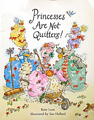 Princesses are not Glitters!