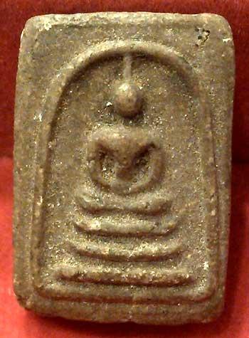 พิมพ์คะแนน เสาร์๕ ปี๒๔๙๕ เนื้อผง..ลพ.แฉ่ง วัดบางพัง นนทบุรี