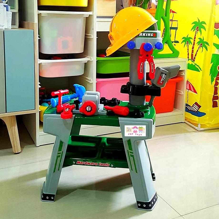 โต๊ะเครื่องมือช่างพร้อมอุปกรณ์ 37 ชื้น