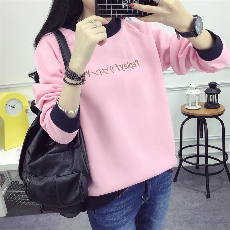 เสื้อกันหนาวสีชมพูสวยๆ