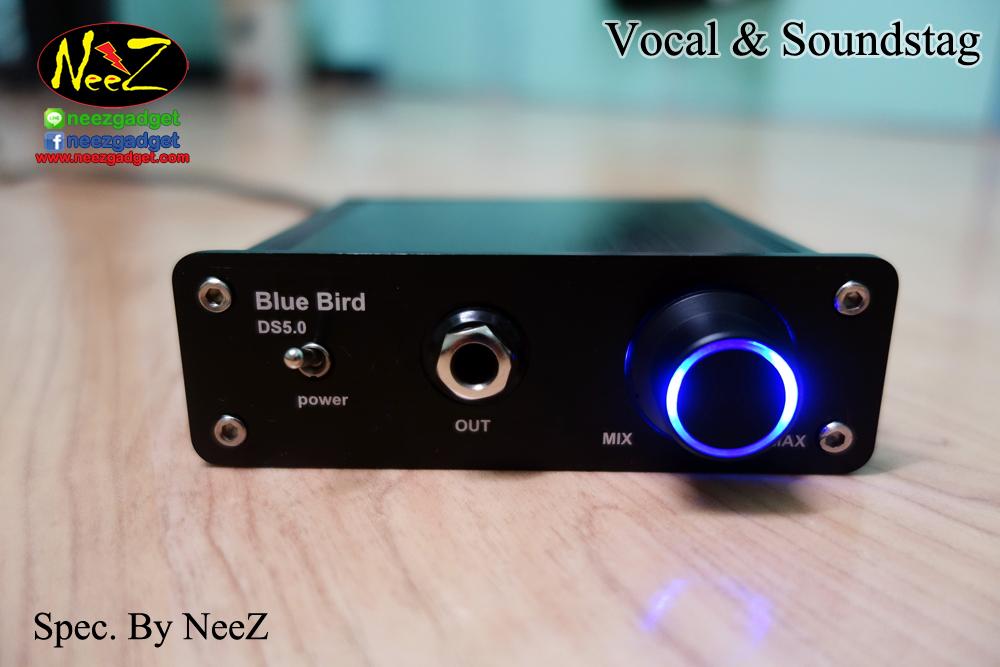 Blue Bird DS5.0