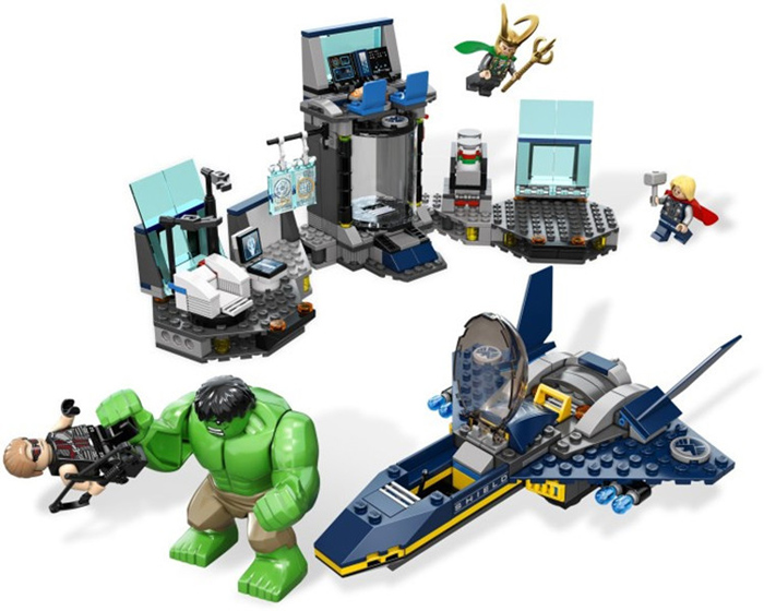 SY328 Avengers ตัวต่อเลโก้จีน Mini figures