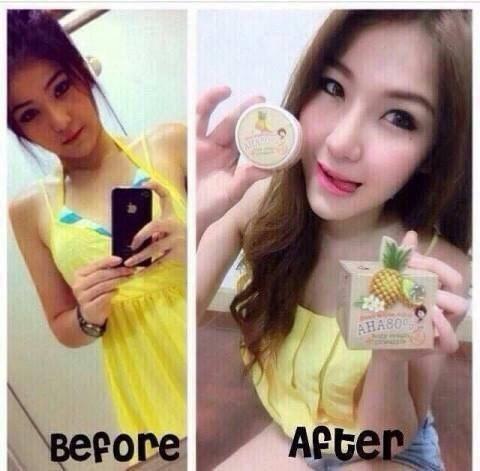 ครีมสับปะรด Body Cream Pineapple