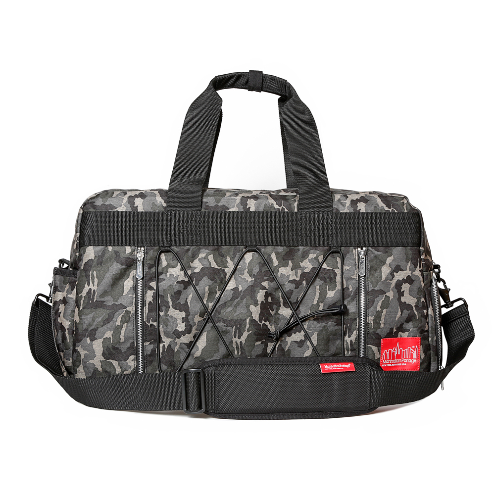 กระเป๋า DUFFEL Manhattan รุ่น MP 2115-TWL TWILL DUFFEL - CAM