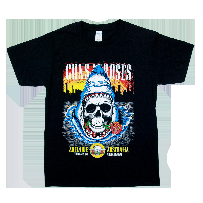 เสื้อทัวร์ วง Guns N Roses Not in This Lifetime tour ผ้า Gildan xS-3XL [6]