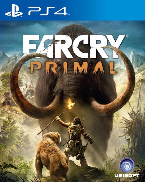 PS4- FarCry Primal