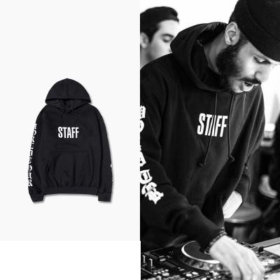 เสื้อแจ็คเก็ตแขนยาว Justin Bieber STAFF แนวฮิปฮอป