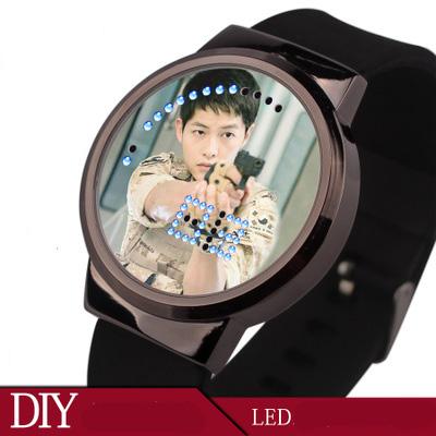 นาฬิกาข้อมือเกาหลี Descendants Of The Sun มี20ลาย