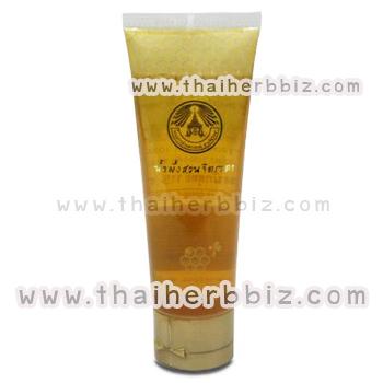 น้ำผึ้งสวนจิตรลดา (แบบหลอด 115 กรัม)