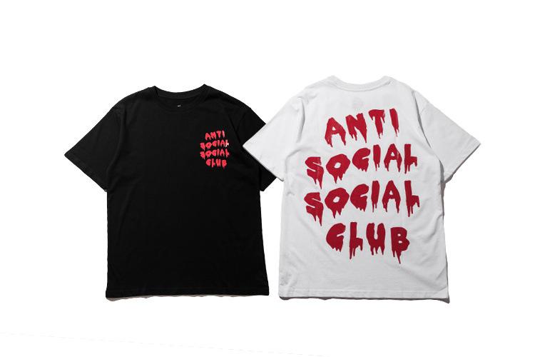 เสื้อ Anti Social Social Club T-Shirt