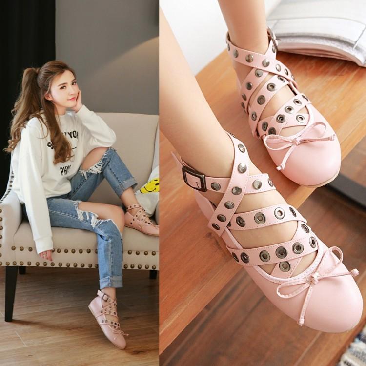 Preorder รองเท้าแฟชั่น สไตล์เกาหลี 32-46 รหัส 9DA-00228