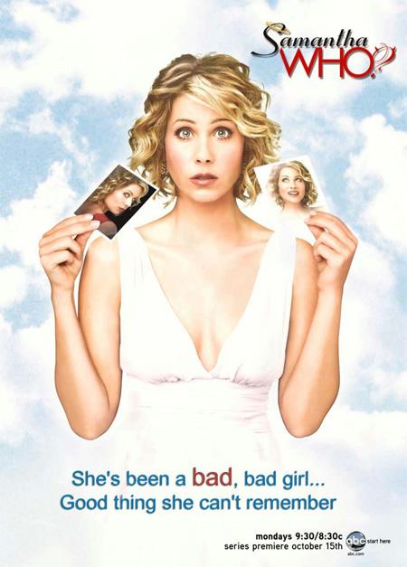 Samantha Who? Season 1 / ใครกัน ซาแมนต้า? ปี 1 / 3 แผ่น DVD (บรรยายไทย)