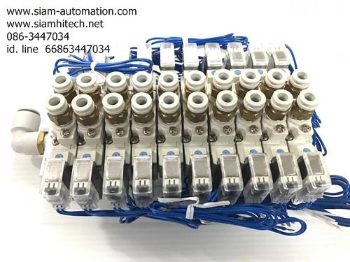 SY5220-16-01 SMC Solenoid Valve (ชุด10 ตัว)