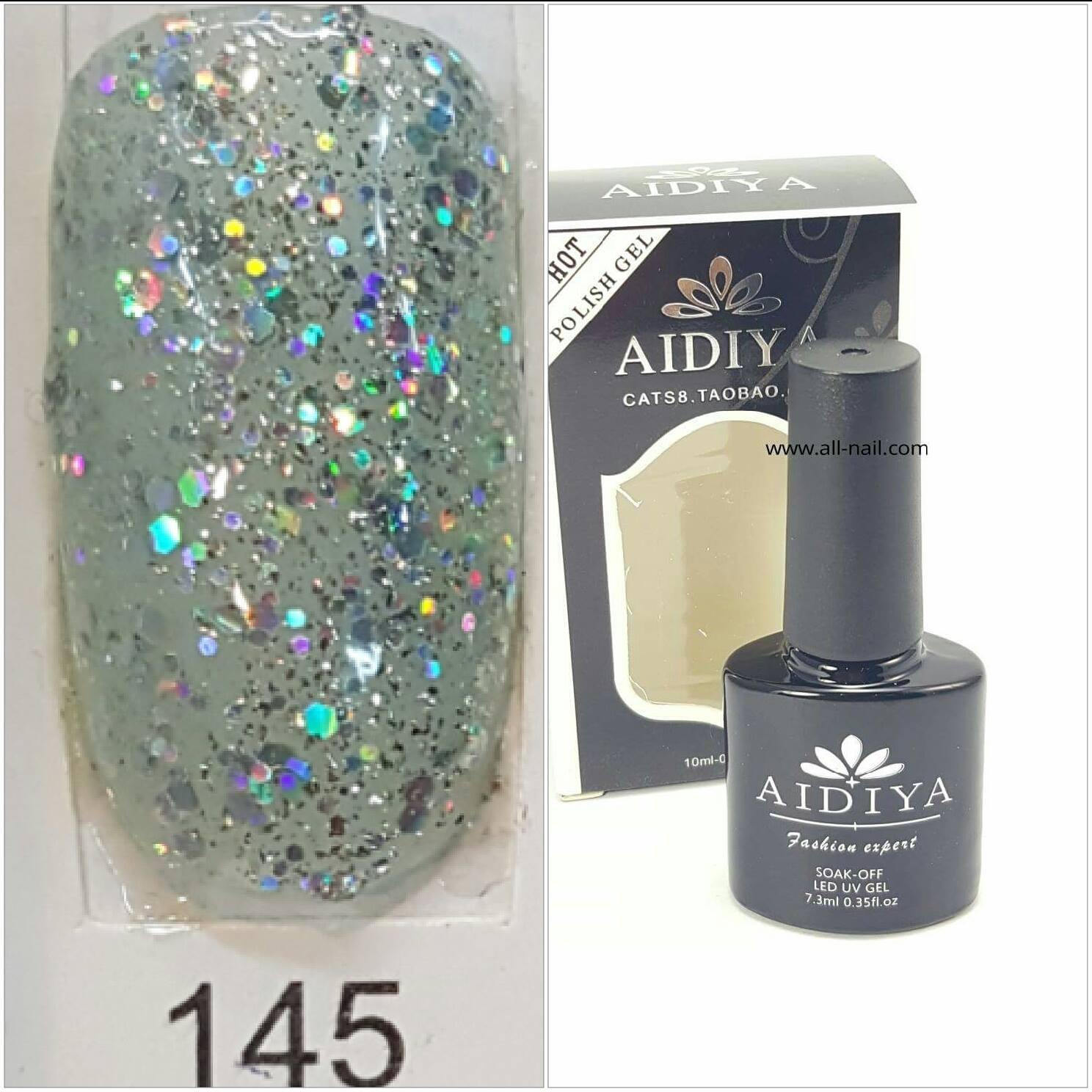 สีเจลทาเล็บ AIDIYA #145