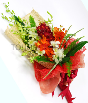 ช่อดอกไม้ Christine in Love รหัส 1021