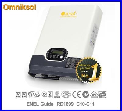 อินเวอร์เตอร์ โซล่าเซลล์ Solar Inverter Omniksol-1.0k-TL PV-Generate Power 1300W เทคโนโลยีจากประเทศเยอรมนี (สินค้า Pre-Order)