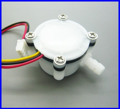 เซ็นเซอร์วัดอัตราการไหลของน้ำ Water Flow sensor OKD-HZ41CF Micro meter Intelligent water dispenser school sales force special meter flow sensor