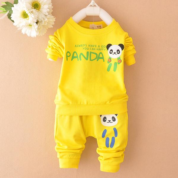 K W D J yellow panda