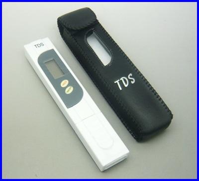 เครื่องวัดสิ่งเจือปน ดิจิตอล Digital LCD TDS Meter Tester Filter Water Quality Purity 0~9990ppm