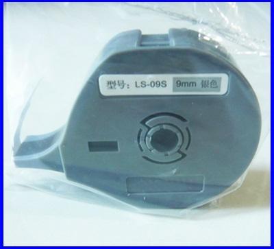 สติกเกอร์ พิมพ์ติดสายไฟ สำหรับ เครื่องพิมพ์ปลอกสายไฟ เครื่องพิมพ์สายไฟ เครื่องมาร์คปลอกสายไฟ Sticker Label Type: LS-9S,LS-9Y,LS-9W for PVC Tube Print