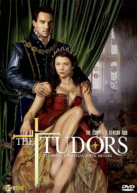 The Tudors Season 2 / เดอะ ทิวดอร์ส บัลลังก์รัก บัลลังก์เลือด ปี 2 / 3 แผ่น DVD (บรรยายไทย)
