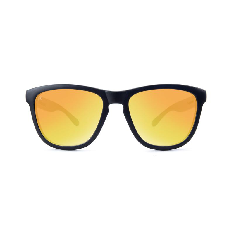 แว่น Knockaround Premiums Sunglasses - Black / Sunset