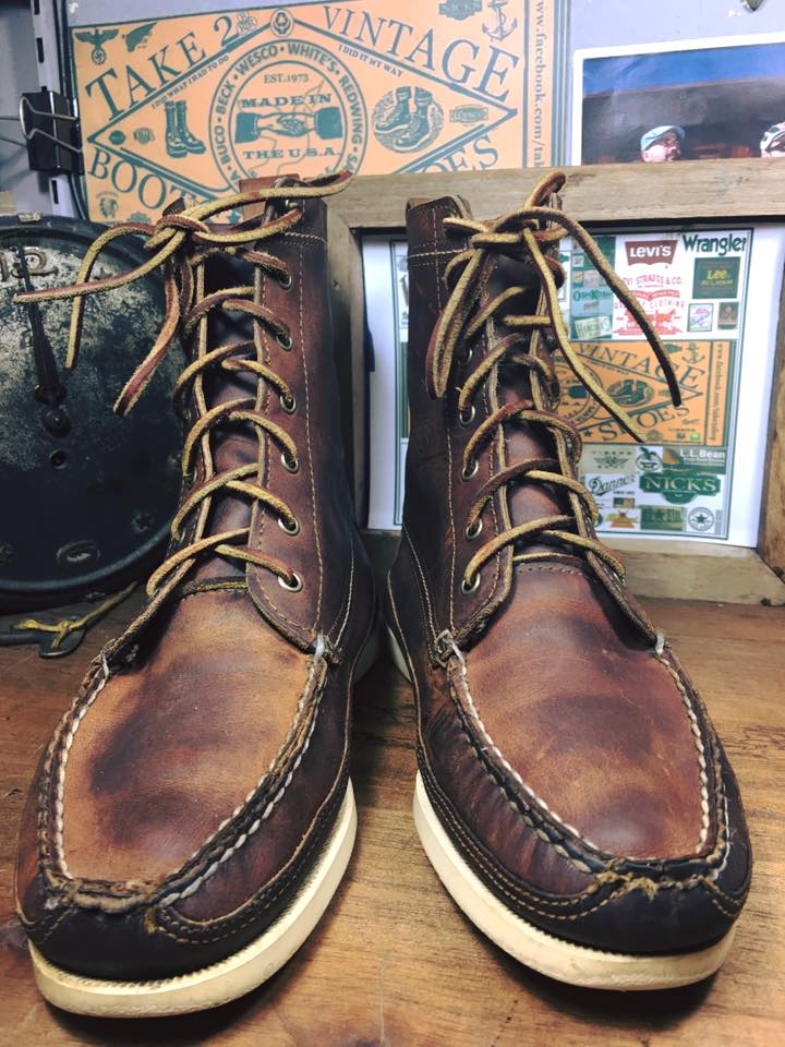 78. Red wing 9125 size6.5E