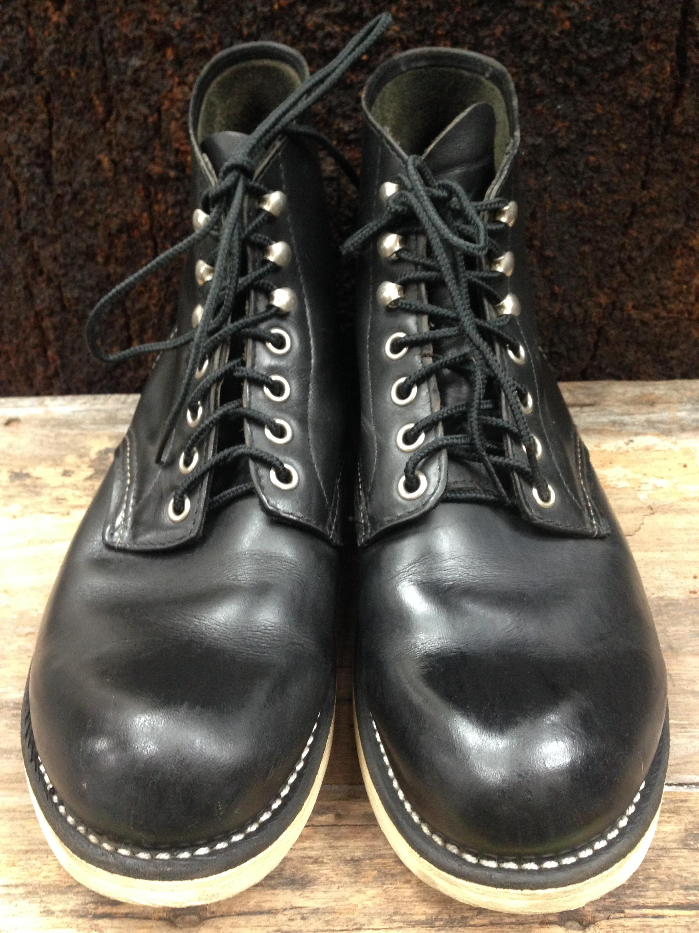 *11.RED WING 8165 made in USA size 8Dราคา 3500*