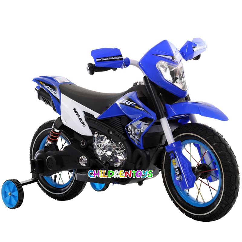 รถแบตเตอรี่ มอเตอร์ไซค์วิบาก Motocross LNM17305