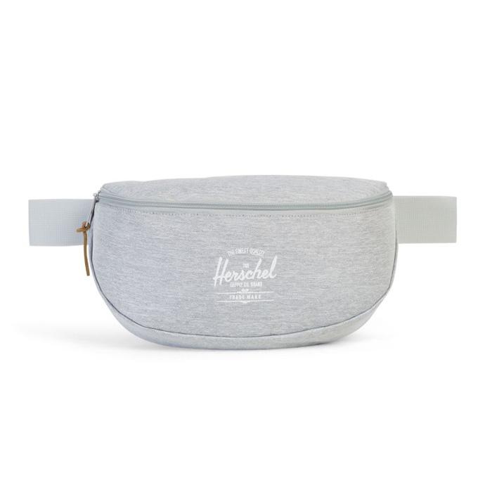 Herschel Sixteen Hip Pack - Light Grey Crosshatch