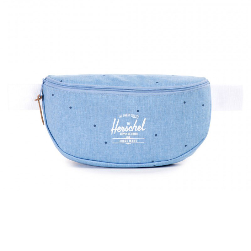 Herschel Sixteen Hip Pack - Scattered Chambray