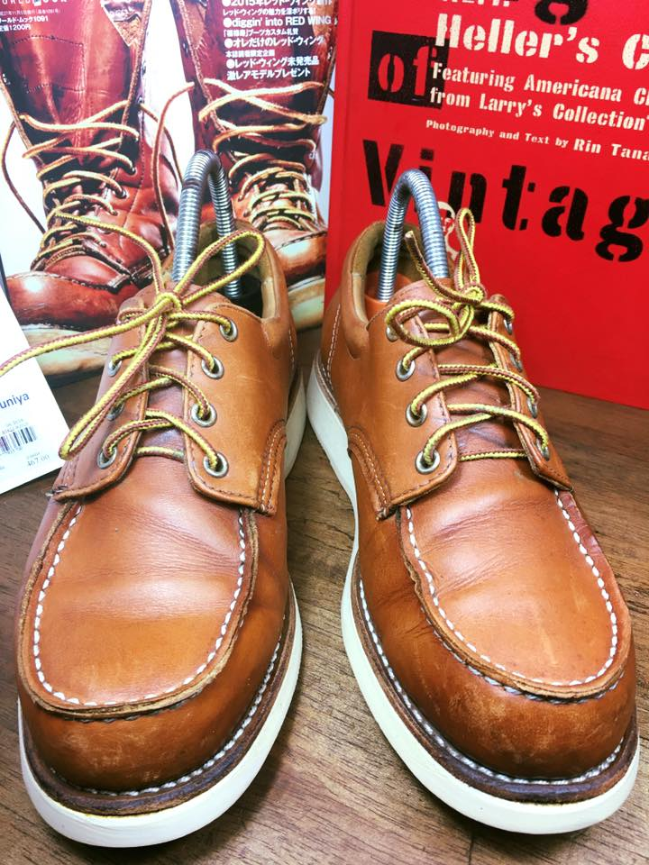 RED WING 3111 size 9D