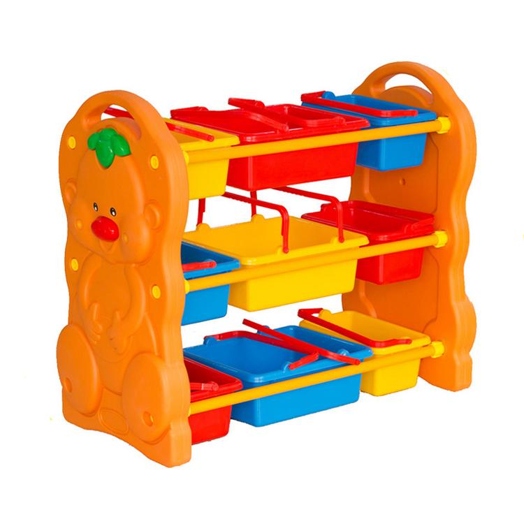 ชั้นวางของเล่น เด็กสมบูรณ์ Keeping Toys