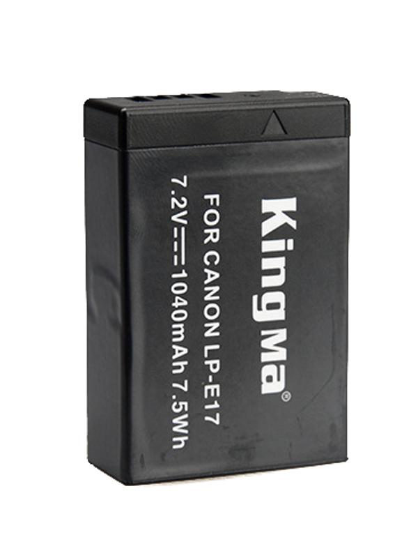 Kingma Canon LP-E17 Camera Battery แบตเตอรี่กล้อง for EOS M3 M5 M6 77D 200D 750D 760D 800D