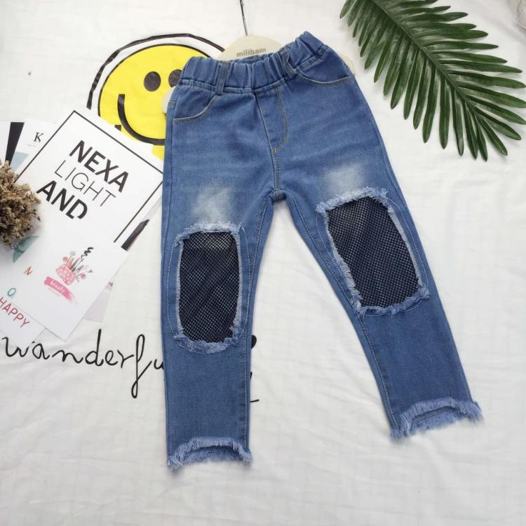กางเกงยีนส์ Size 100