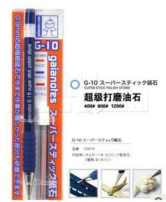 gaia G-10 Super Stick Polish Stone ดินสอกดกระดาษทราย