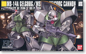 hg1/144 076 gelgoog/gelgoog cannon ms-14a/ms-14c