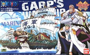 (เหลือ 1 ชิ้น รอเมล์ฉบับที่2 ยืนยัน ก่อนโอน) Grand Ship 08 garp's (Plastic model)