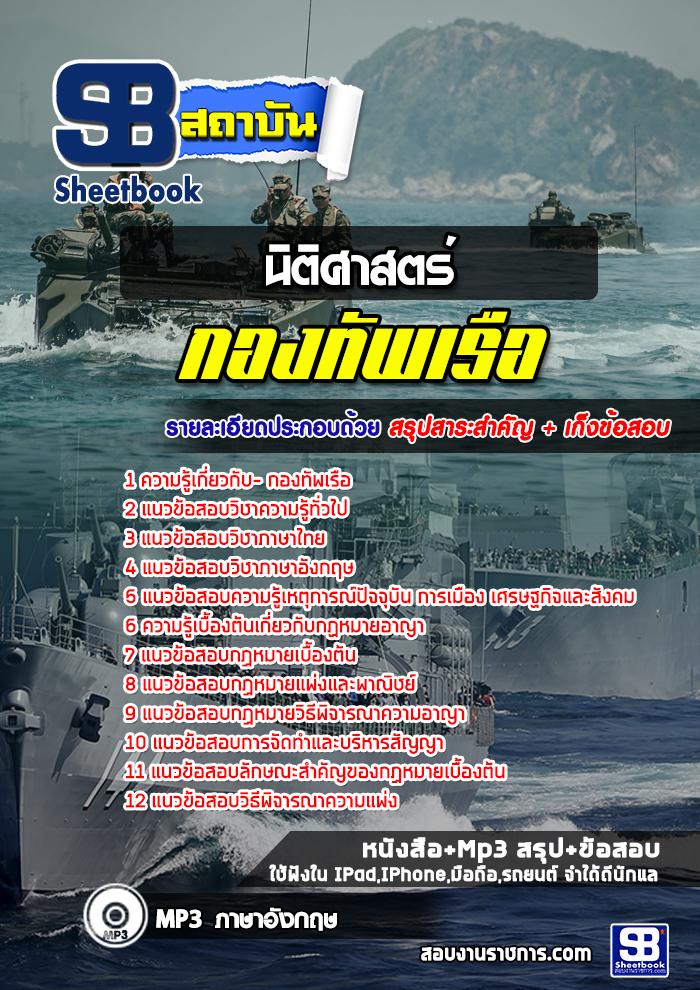 [[สรุป]]แนวข้อสอบนิติศาสตร์(ป.ตรี) กองทัพเรือ
