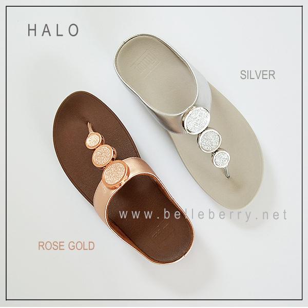 ee4d02d2c2c fitflop   Halo   Rose Gold - รองเท้า fitflop ของแท้ ราคาพิเศษ ...